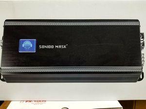 SONIDO MASK 1500 WATT AMP! BRAND NEW WITH WARRANTY for Sale in Dallas, TX