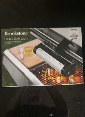 Brookstone BBQ grill light for Sale in Chicago, IL