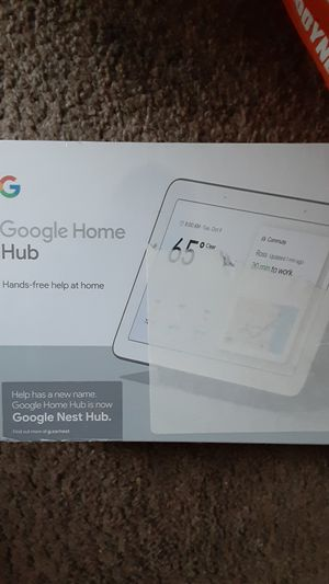 Google home hug for Sale in Old Hickory, TN