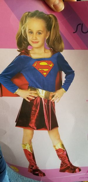 Super girl Halloween costume for Sale in Kenmore, WA