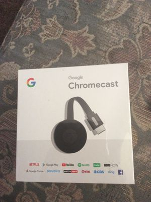 Google Chromecast Brand New for Sale in Brooklyn, OH