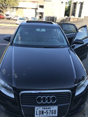 Audi A4 2007 parts for quick sale, while car parts for $1200, buy may repair car. for Sale in Dallas, TX