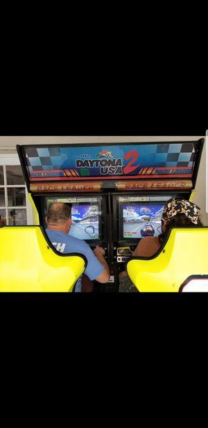 DAYTONA USA 2 RACING ARCADE GAME for Sale in Hollywood, FL