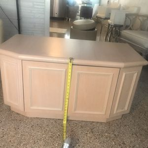 Storage table. Two shelf small table/storage for Sale in Lake Worth, FL