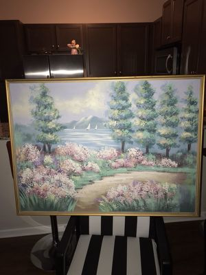 Lee Reynolds painting for Sale in Durham, NC