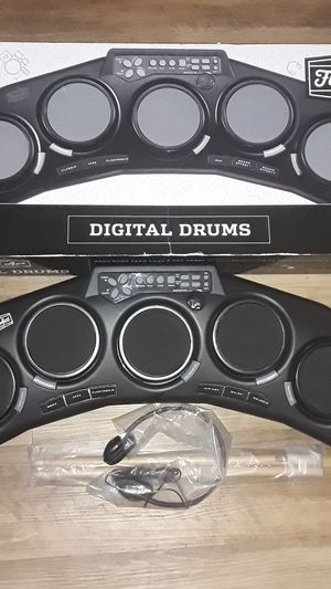 First Act Digital Drums 5pad for Sale in Long Beach, CA