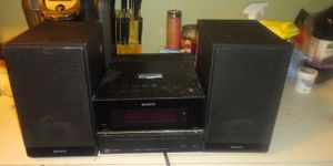 Sony stereo for Sale in Fort Wayne, IN