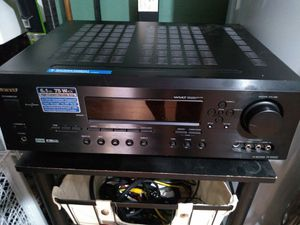 Onkyo 6.1 Receiver with Soundbar for Sale in Woonsocket, RI