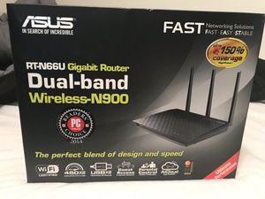 ASUS Gigabit Wireless Router FAST!! for Sale in Boynton Beach, FL
