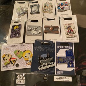 Disney Pins for Sale in Bakersfield, CA