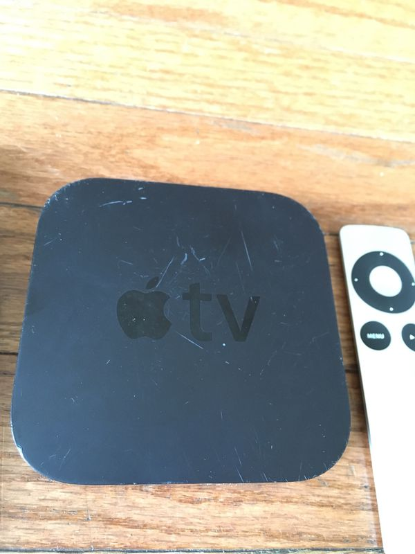 Apple TV 2nd Generation Model A1378
