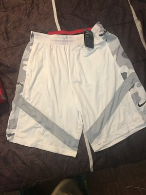 Nike camo dri fit shorts size XL for Sale in Norwalk, CA
