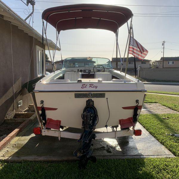 Classic 1966 Dorsett Boat El Rey For Sale In Paramount Ca