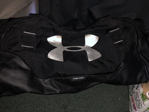 Under Armour duffle bag for Sale in Hollywood, FL