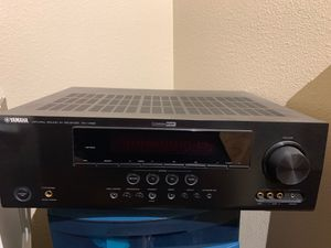 Yamaha Stereo Receiver for Sale in Fontana, CA