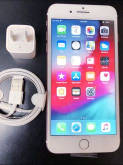 iPhone || 7 Plus || iCloud Unlocked || Factory Unlocked || Works For Any SIM Company Carrier || Works For Locally & INTERNATIONALLY || >Like New< for Sale in Springfield,  VA