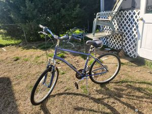 Raleigh Venture 3.0 21 speed hybrid bike for Sale in Greensboro, NC