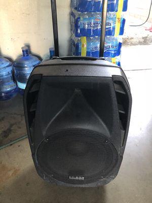 Edison Professional Bluetooth Speaker for Sale in Montebello, CA