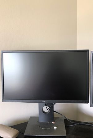 Dell 19 inch monitor for Sale in Gaithersburg, MD