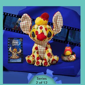 Stitch Crashes Disney Series 2/12 Merchpass for Sale in La Puente, CA