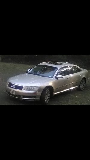 04 Audi A8 L for Sale in Waldorf, MD