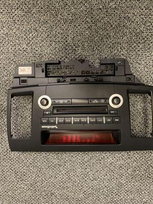 2008-2015 Mitsubish Lancer / EVO headunit and radio for Sale in San Ramon, CA