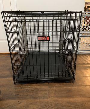 """Kong 37"""" Dual-Door Rust Resistant Dog Crate for Sale in Virginia Beach, VA"""