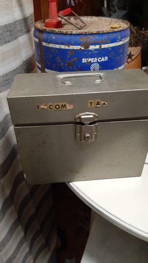 Vintage file folder can for Sale in Spout Spring, VA