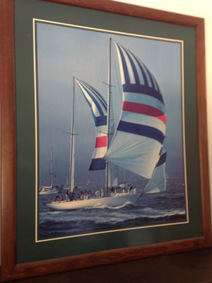 Sailboat Picture for Sale in Chesterland, OH