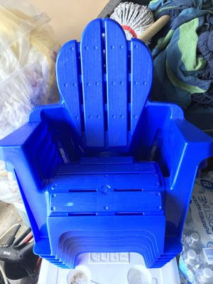 $3 each chair the kids new for Sale in Houston, TX