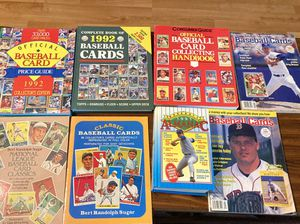 Old baseball books for Sale in Halifax, PA