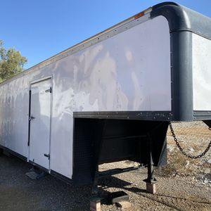 Pace 44 Foot Enclosed Gooseneck Trailer for Sale in Phoenix, AZ