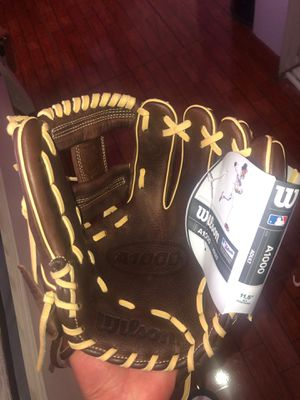 Wilson A1000 baseball glove 11 1/2 for Sale in La Puente, CA