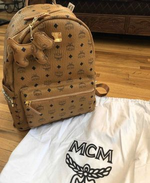 MCM Stark backpack in Visetos for Sale in Chula Vista, CA