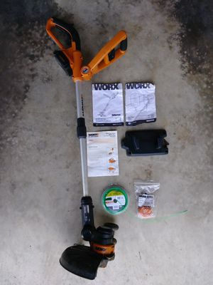 Worx 20v WG155 Cordless/Rechargeable Weed Wacker / Eater/Trimmer for Sale in Salunga, PA