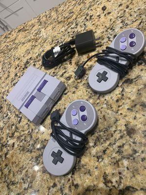 Super NES Classic for Sale in Dallas, TX