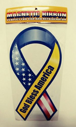 God Bless USA Magnetic Ribbon for Sale in Los Angeles, CA