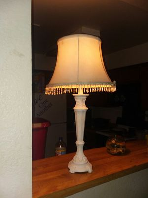 Decorative lamp n shade for Sale in Fresno, CA