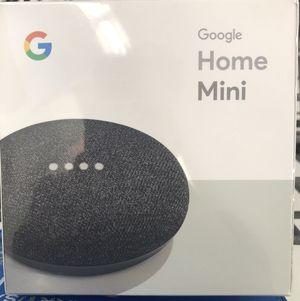 Google home mini for Sale in Fremont, CA