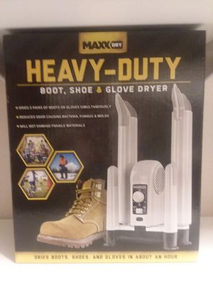 Maxx dry boots shoes gloves heavy duty obo for Sale in Sioux Falls, SD