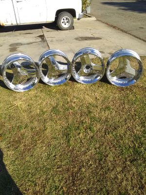 22 Inch Limited 10 Lug Rims for Sale in Fresno, CA