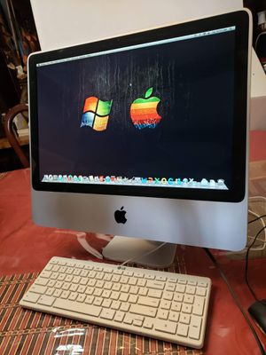 Apple IMac c2d 250 gb hd and 3 gb ram for Sale in Garden Grove, CA