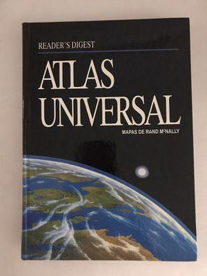 NEW Atlas Universal book for Sale in Miami, FL