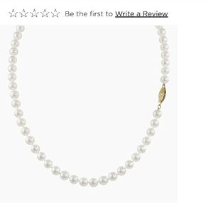 14kt Gold And Fresh water Pearls Necklace for Sale in Tacoma, WA