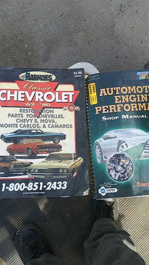 Car repair books for Sale in Mesa, AZ
