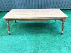 Vintage farmhouse coffee table for Sale in Oak Point, TX