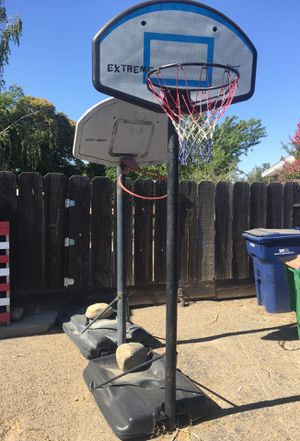 Basketball hoop for Sale in Atwater, CA