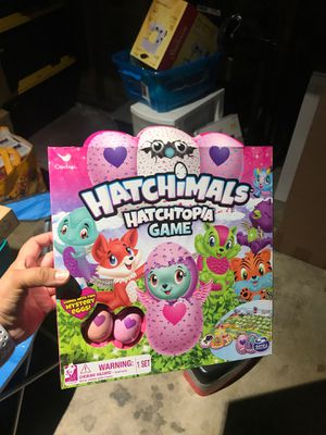 Hatchimals Hatchtopia Game for Sale in San Bernardino, CA