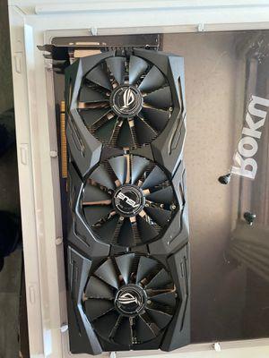 ASUS ROG GTX 1080TI for Sale in Lafayette, LA