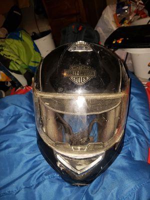Harley davidson motorcycle helmet for Sale in West Jordan, UT